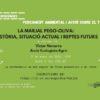 """3M Conferència """"La Marjal de Pego-Oliva: Història, situació actual i reptes futurs"""""""